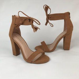 Shoe Republic LA Chunky Heels